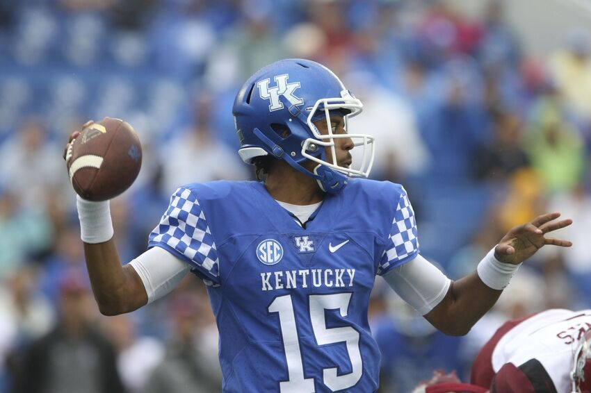 Kentucky Football: This Is The Stephen Johnson Show Now