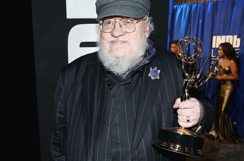 George R.R. Martin Explains How He Wants His Game Of