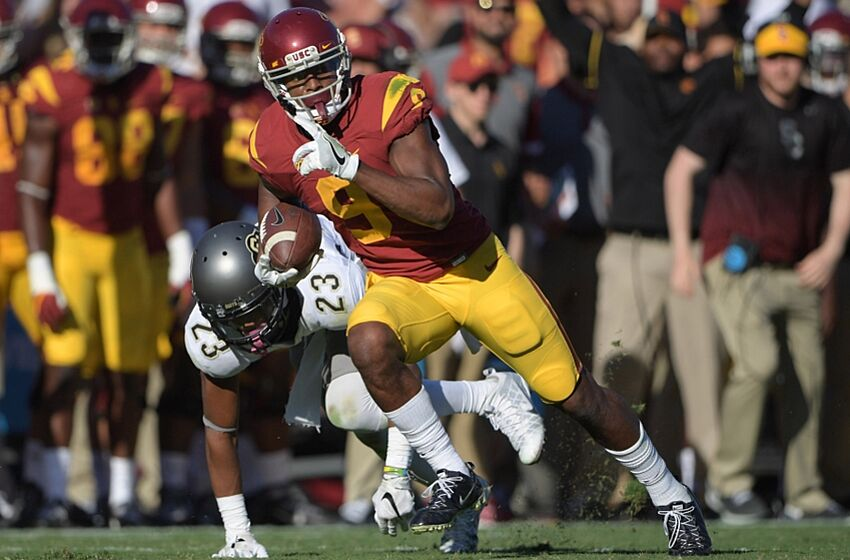 Usc Receiver Juju Smith Schuster Now Showing Up