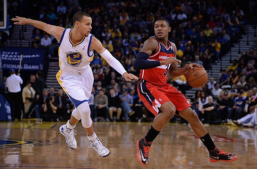 Recap: Wall, Wizards defense prevails over Curry and the ...