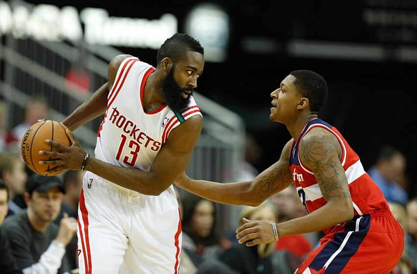 James Harden vs. Bradley Beal: Better Fit For Wizards
