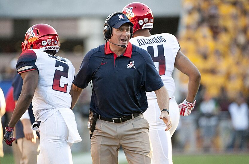 Rich Rodriguez goes Down Under for Latest Wildcat Commit