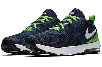 Take a look at these Seattle Seahawks Nike Air Max Typha 2's