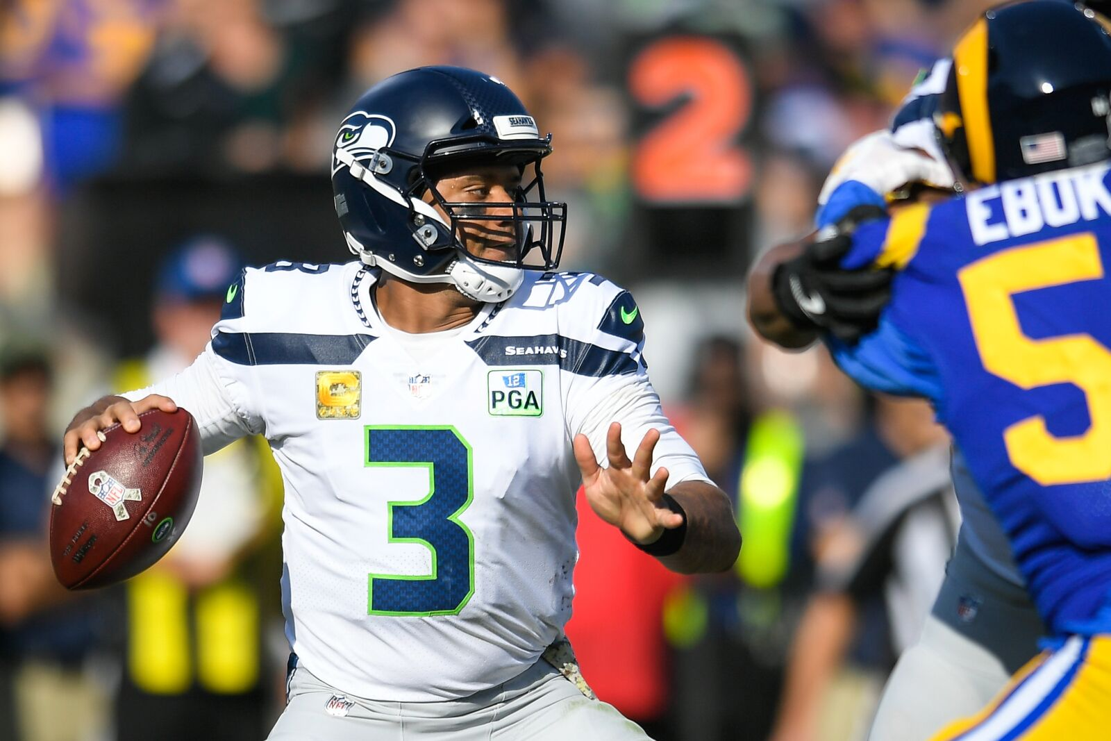 Seahawks will control Gurley and the Rams to lock up a playoff spot