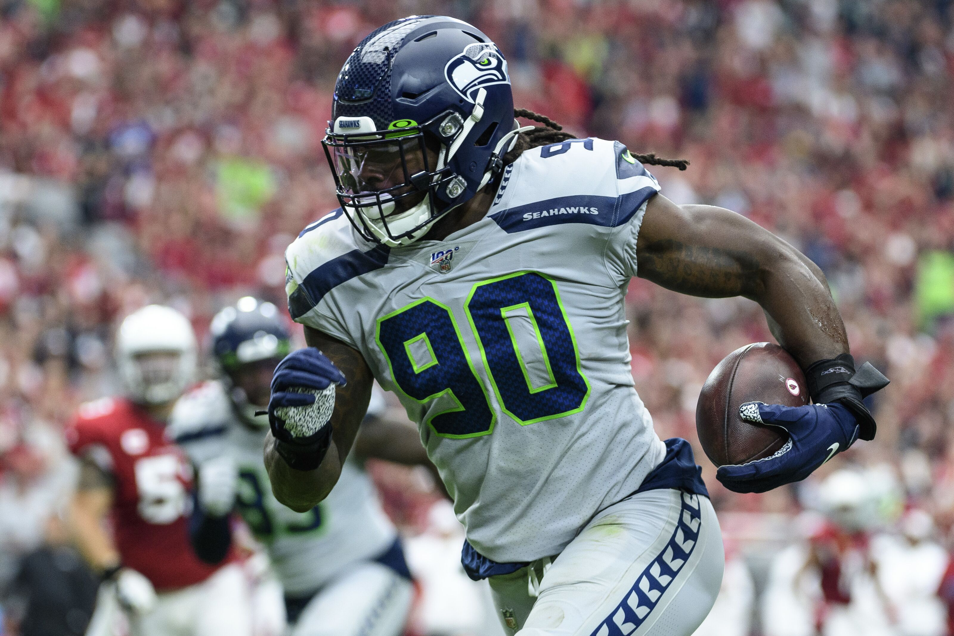 Seahawks free agents Seattle should re-sign or let walk