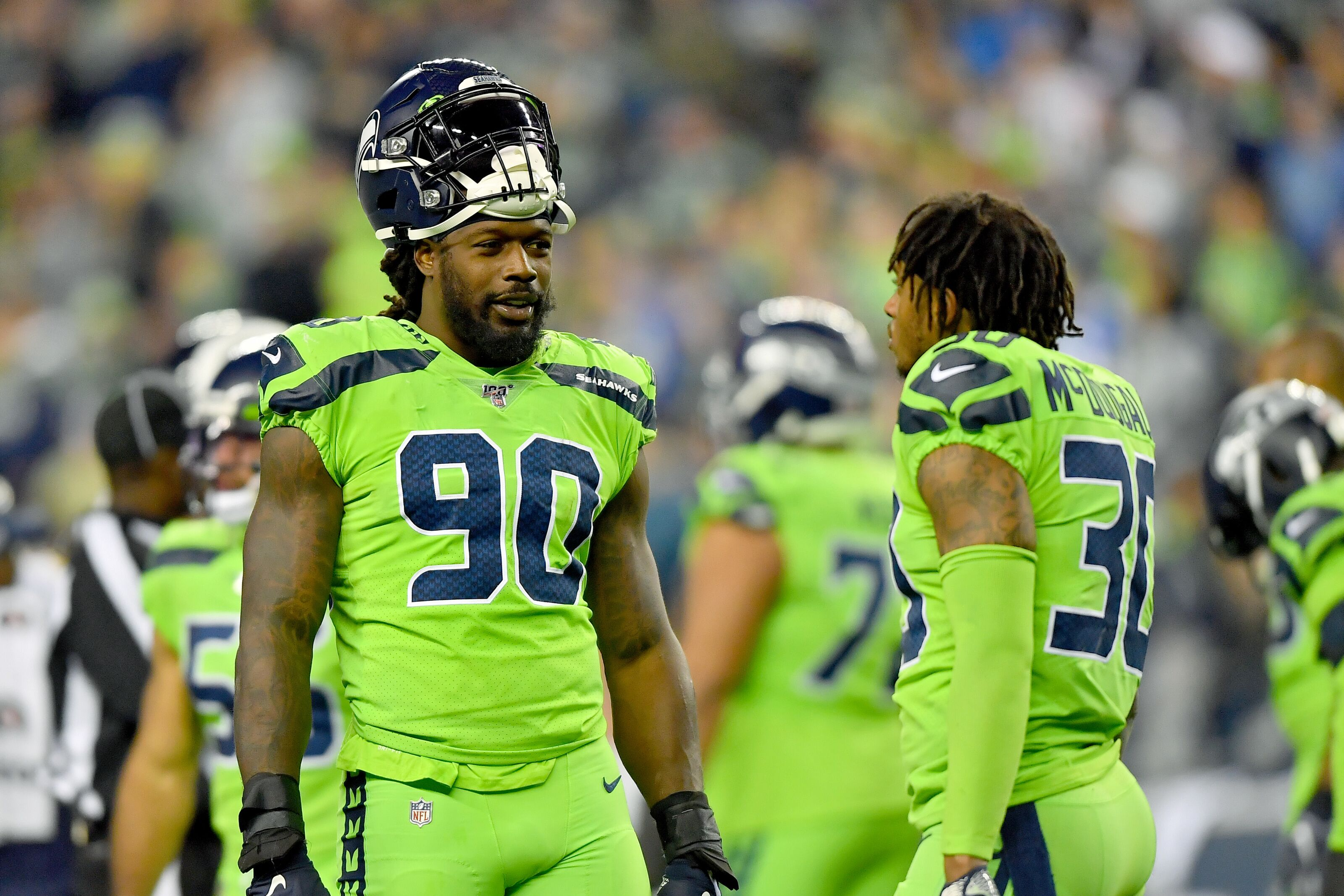 Seahawks inactives versus Ravens: Secondary could be a mess