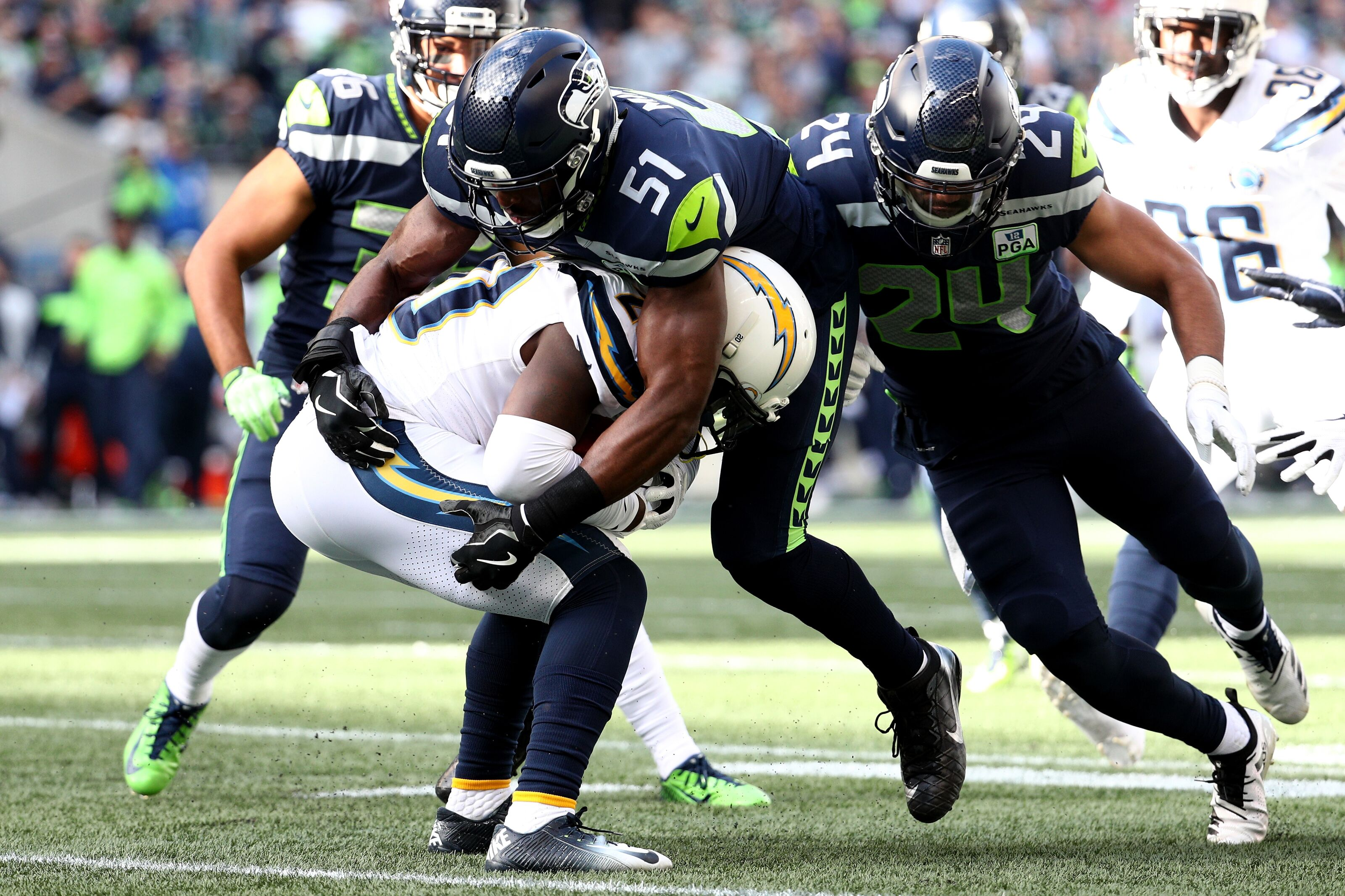 Seahawks versus Chargers: How to watch and listen to preseason game 3