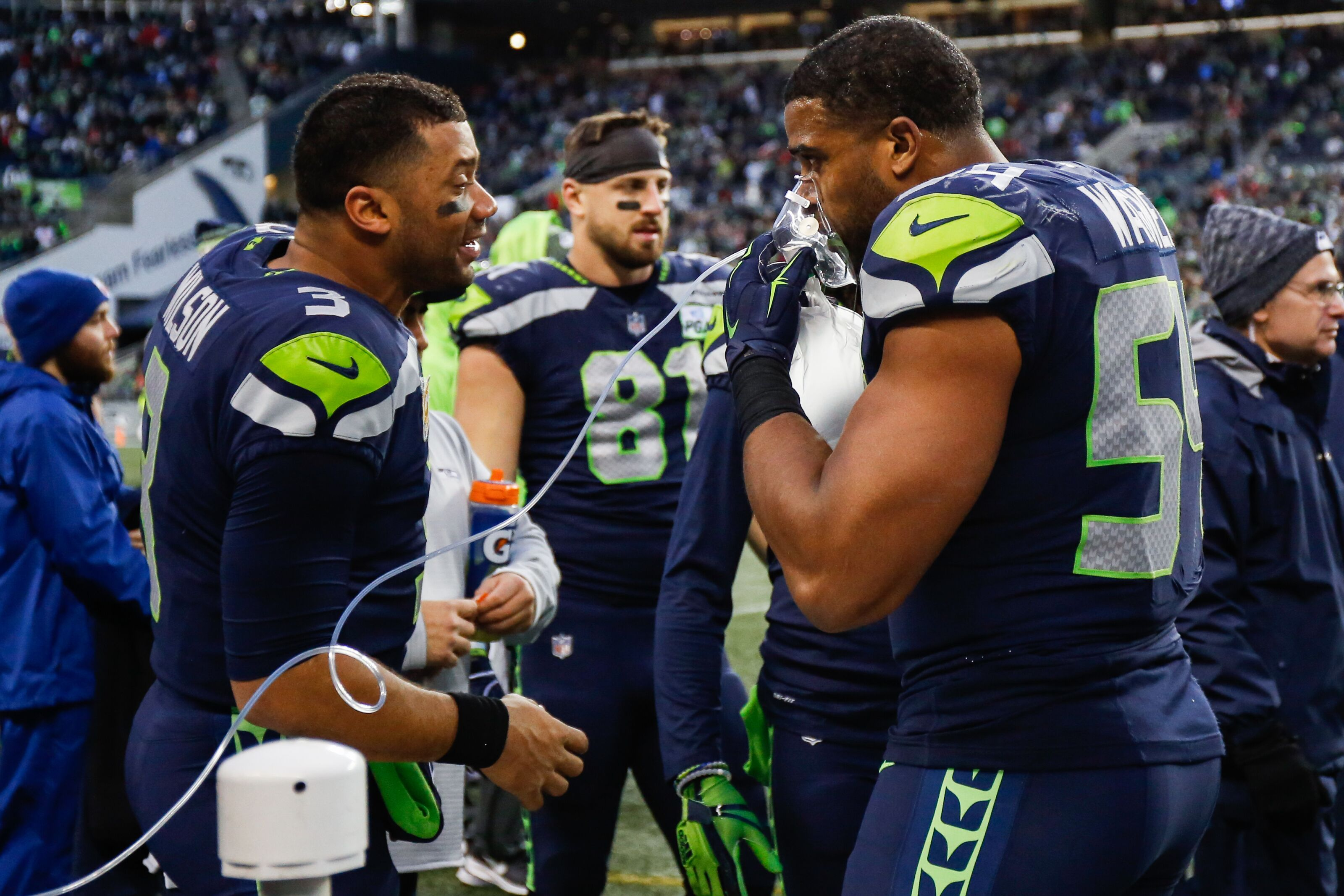 Seahawks can turn major player losses into great player gains