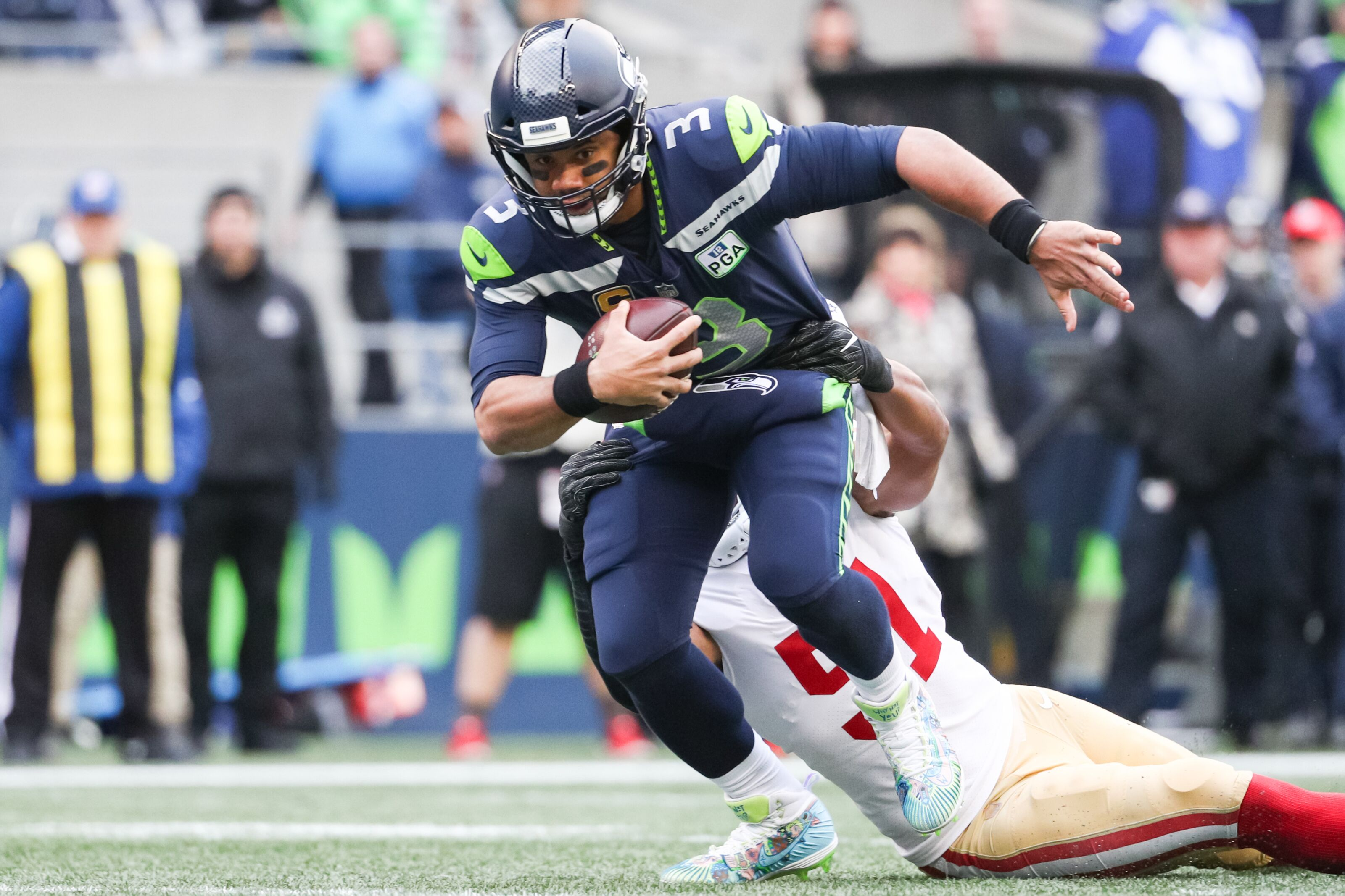 Seahawks vs. 49ers: How to watch Seattle make the playoffs in week 15