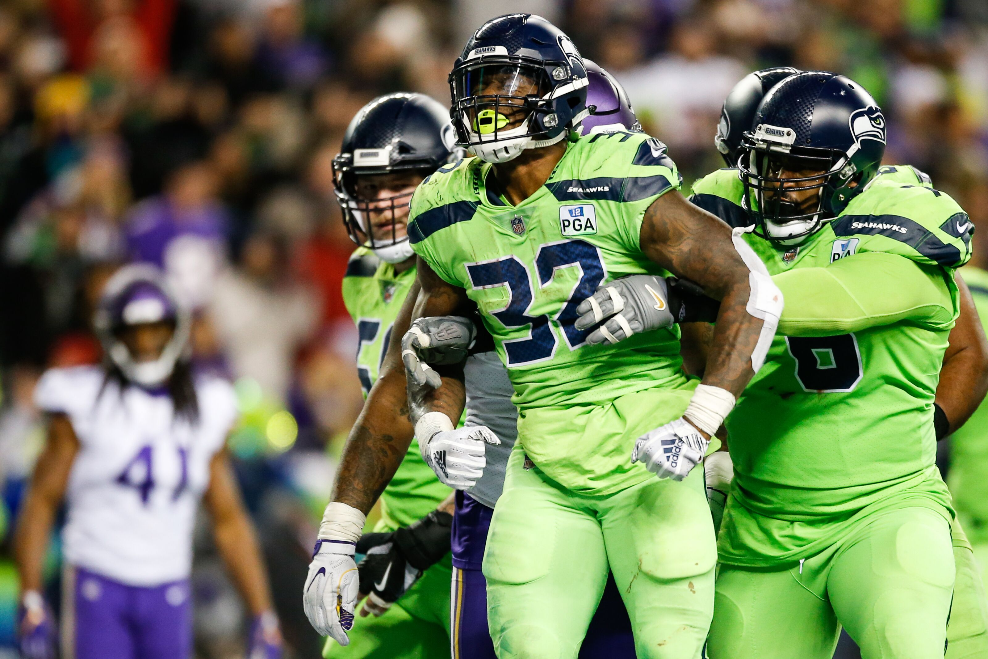 Questions for Seahawks going into their first preseason game