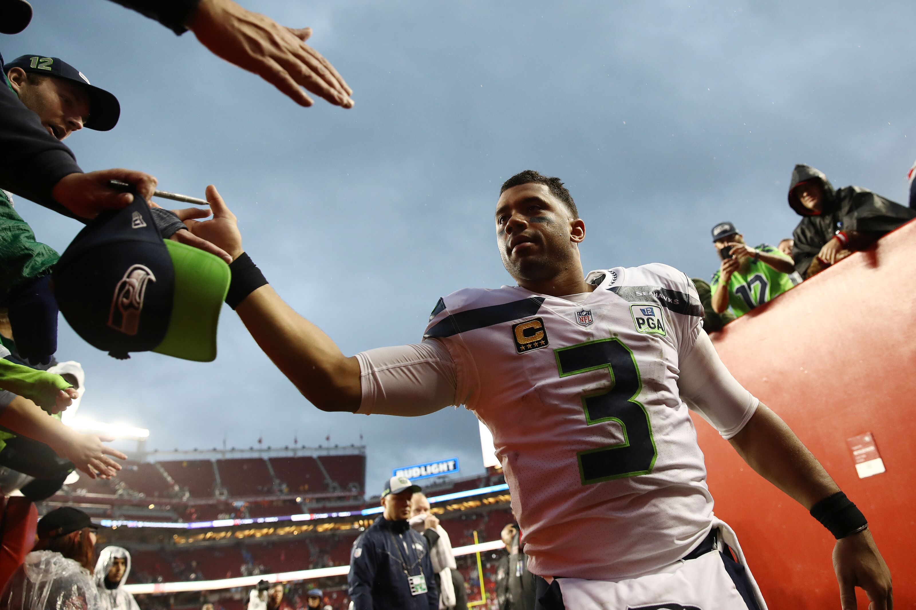 Seahawks learn again on Friday how bad team would be without Russell Wilson