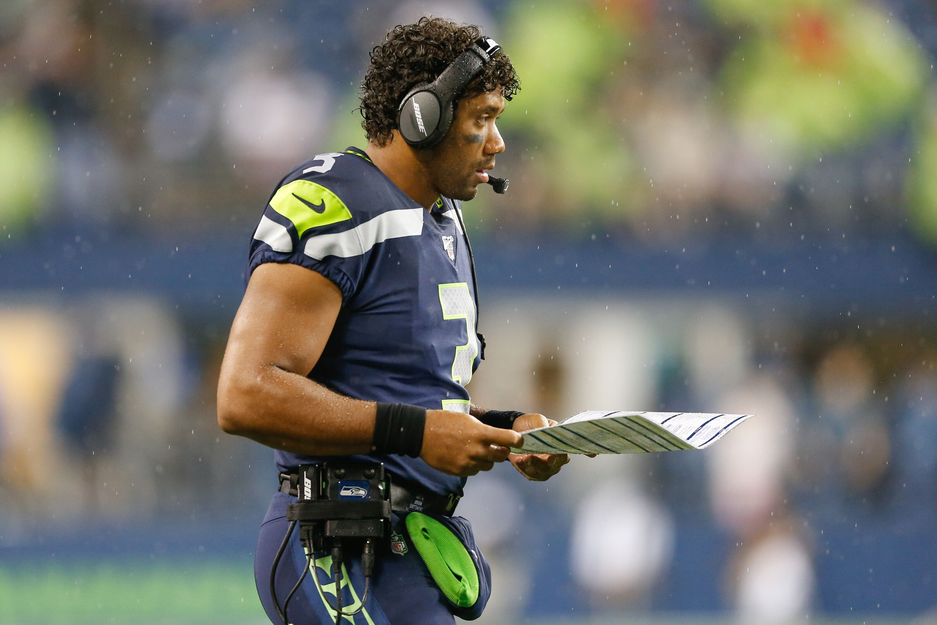 Russell Wilson to Dan Patrick: the mental game rules all - 12th Man Rising