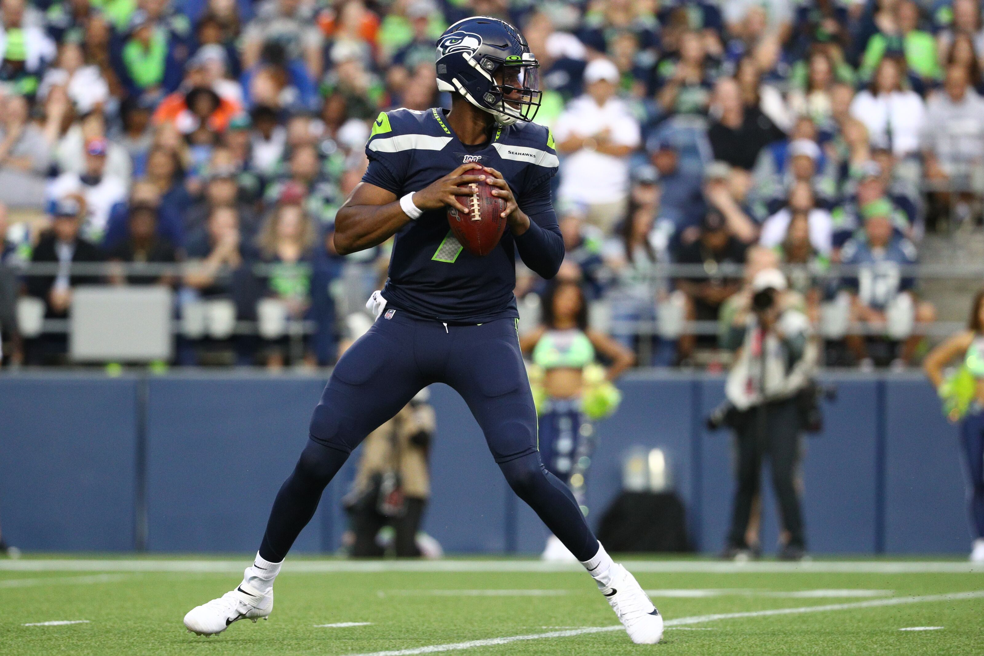 He's now one of my favorite Seahawks and I hope he never takes a snap