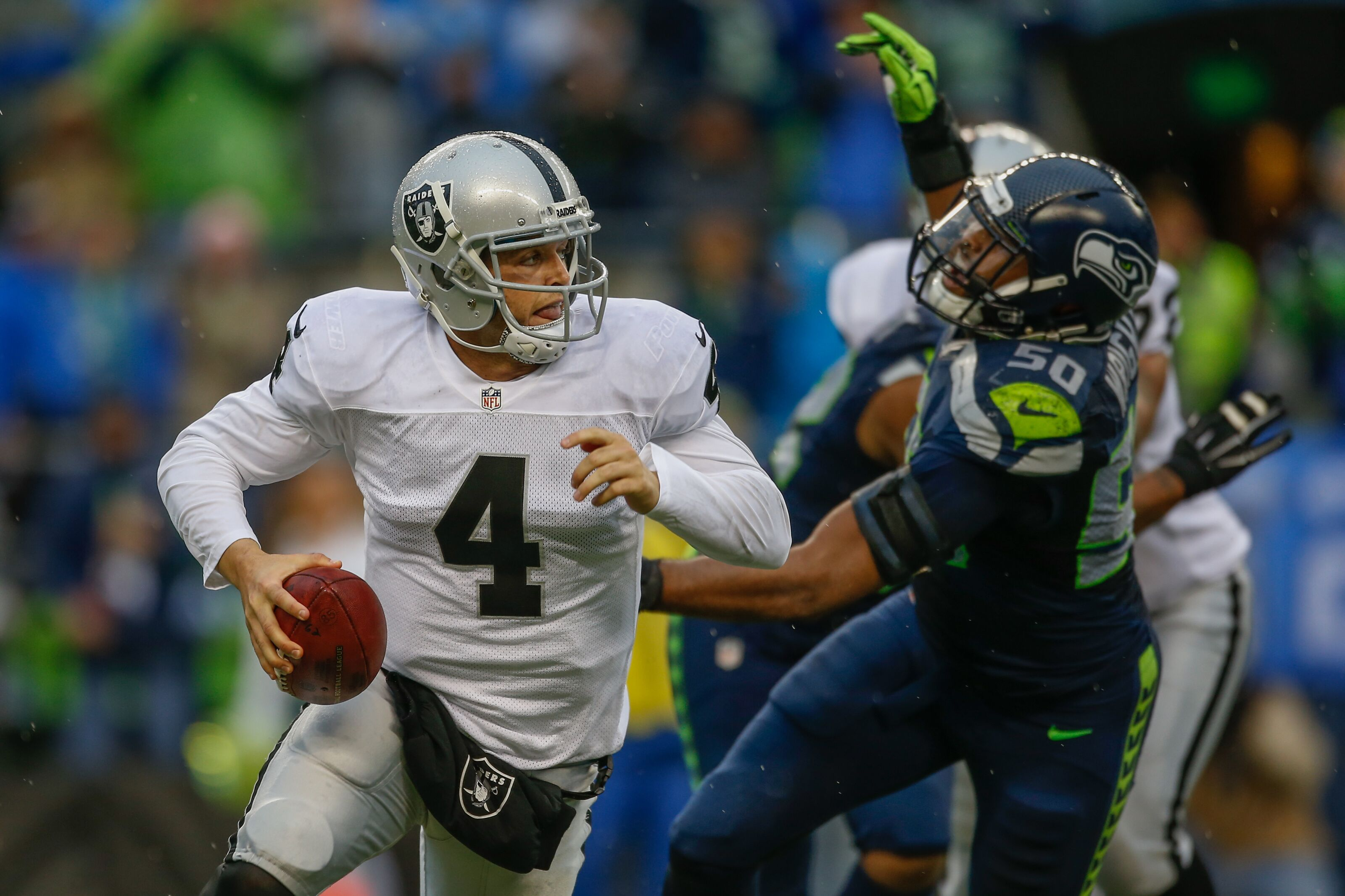 Seahawks vs Raiders  A look at Seattle s Week Six Opponent c8a773784