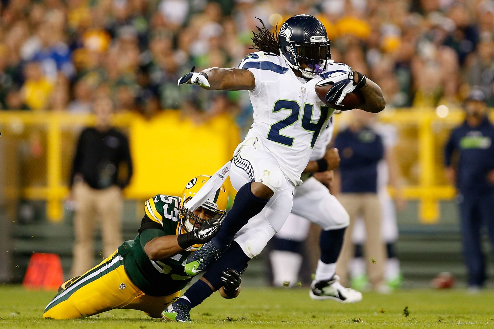 Seahawks by the numbers  Best to wear jerseys 21 through 30 10c0bcd74