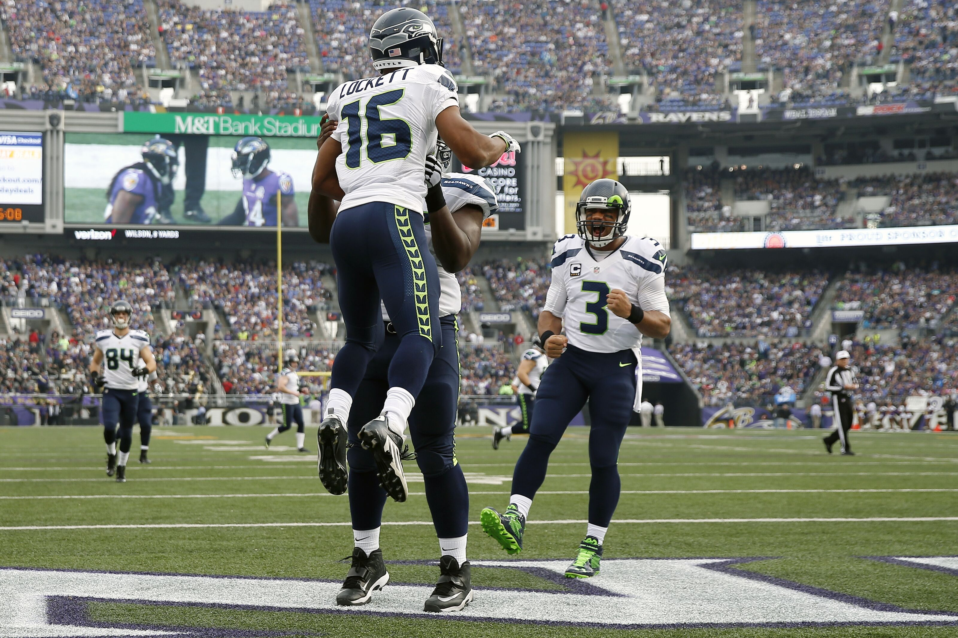 Seahawks - Cover