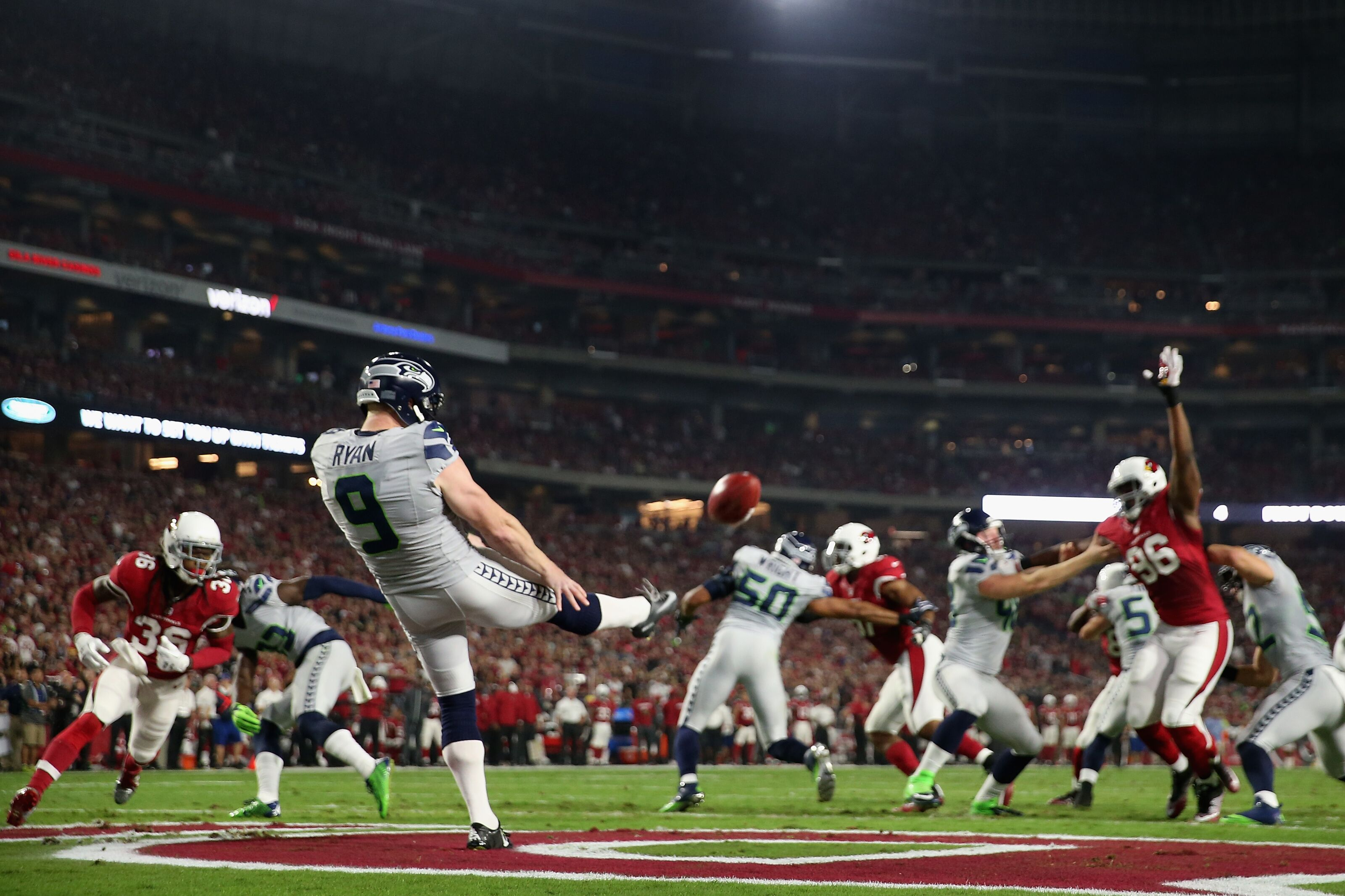 79a0d5c5237 Seahawks punting competition will come down to money