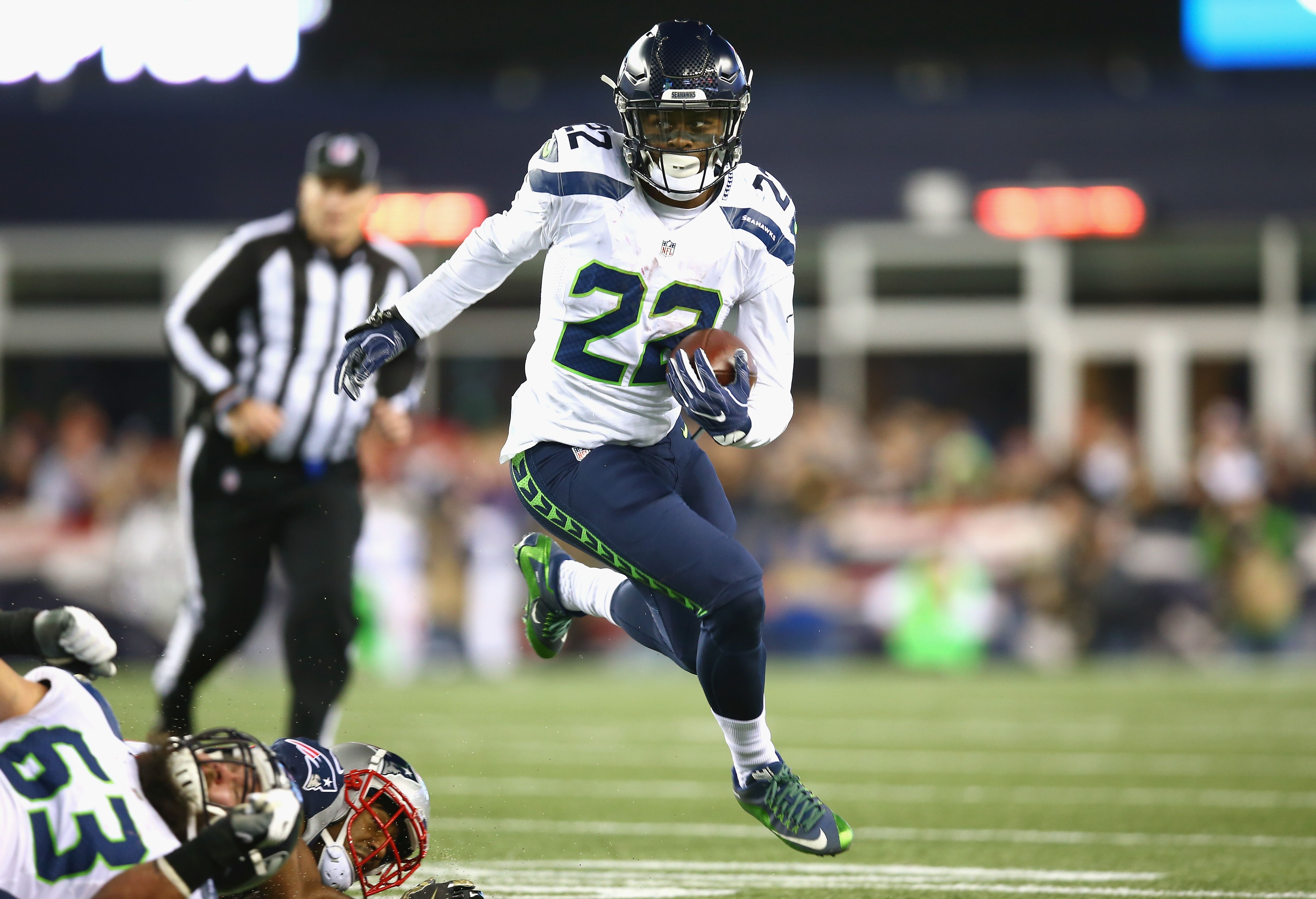 Seahawks got some answers at running back but raised more questions