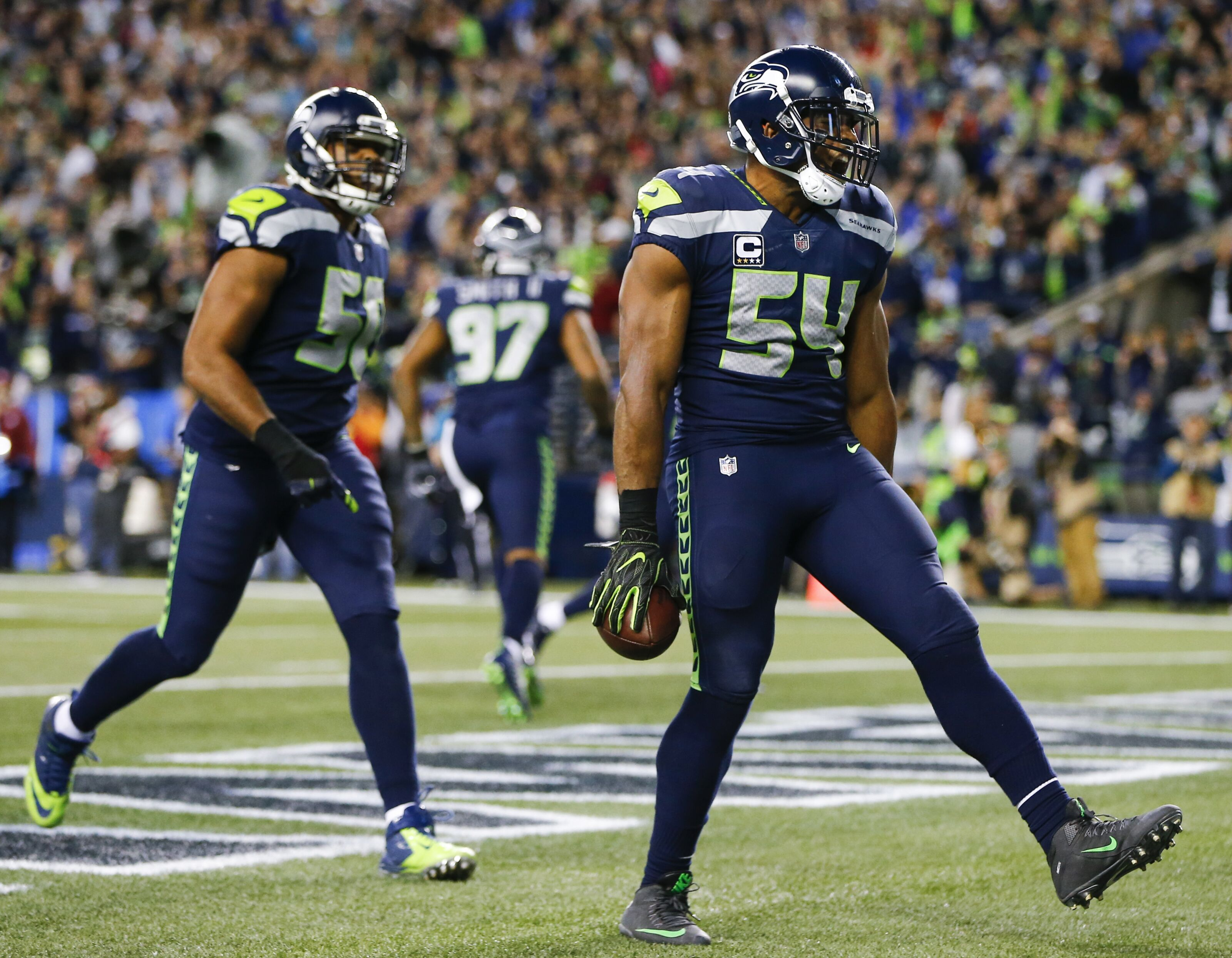 brand new 4fe98 438f5 Seahawks best player is Bobby Wagner and here's why