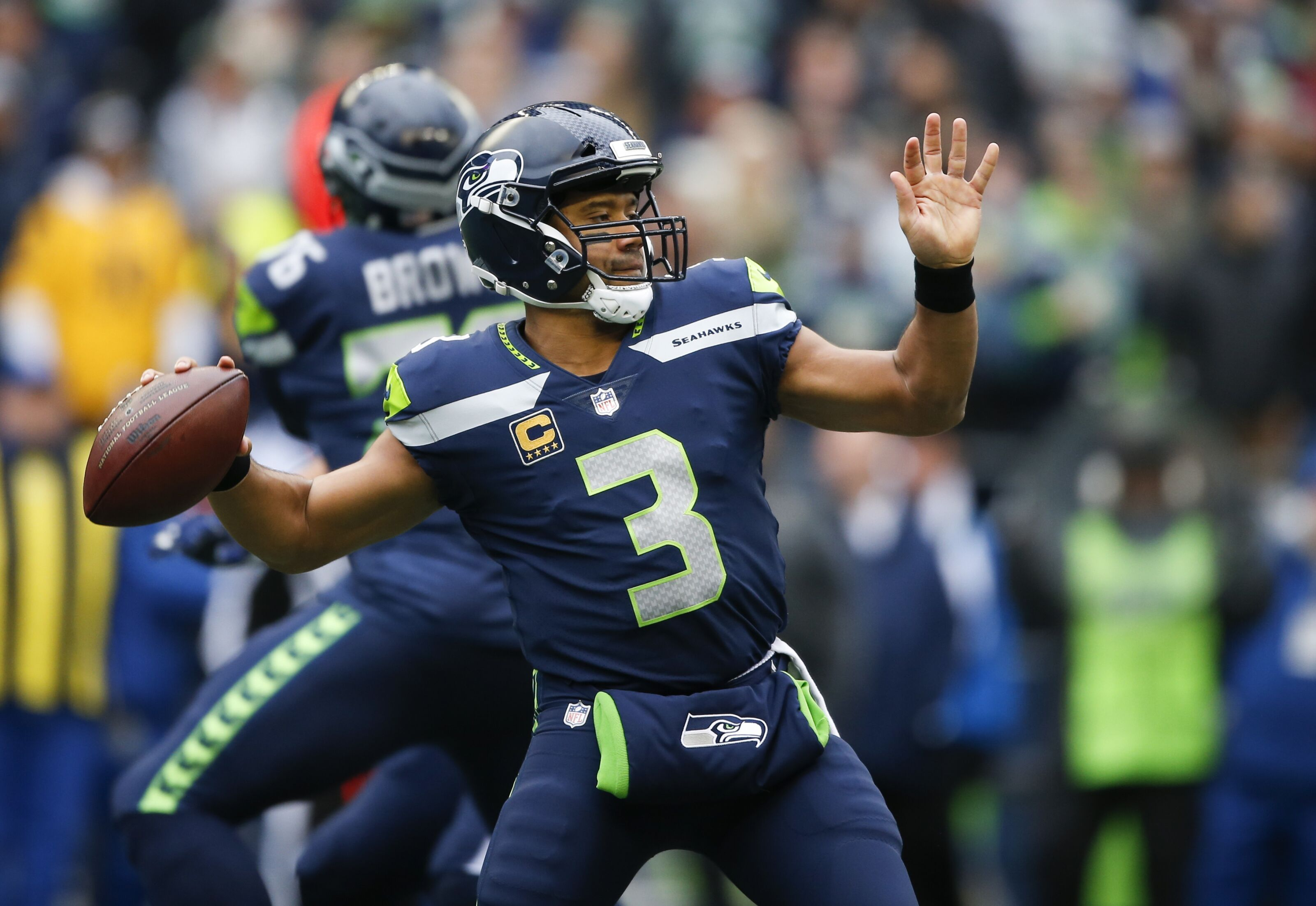 Seahawks better sign Russell Wilson to that extension soon 46bd8cdfa