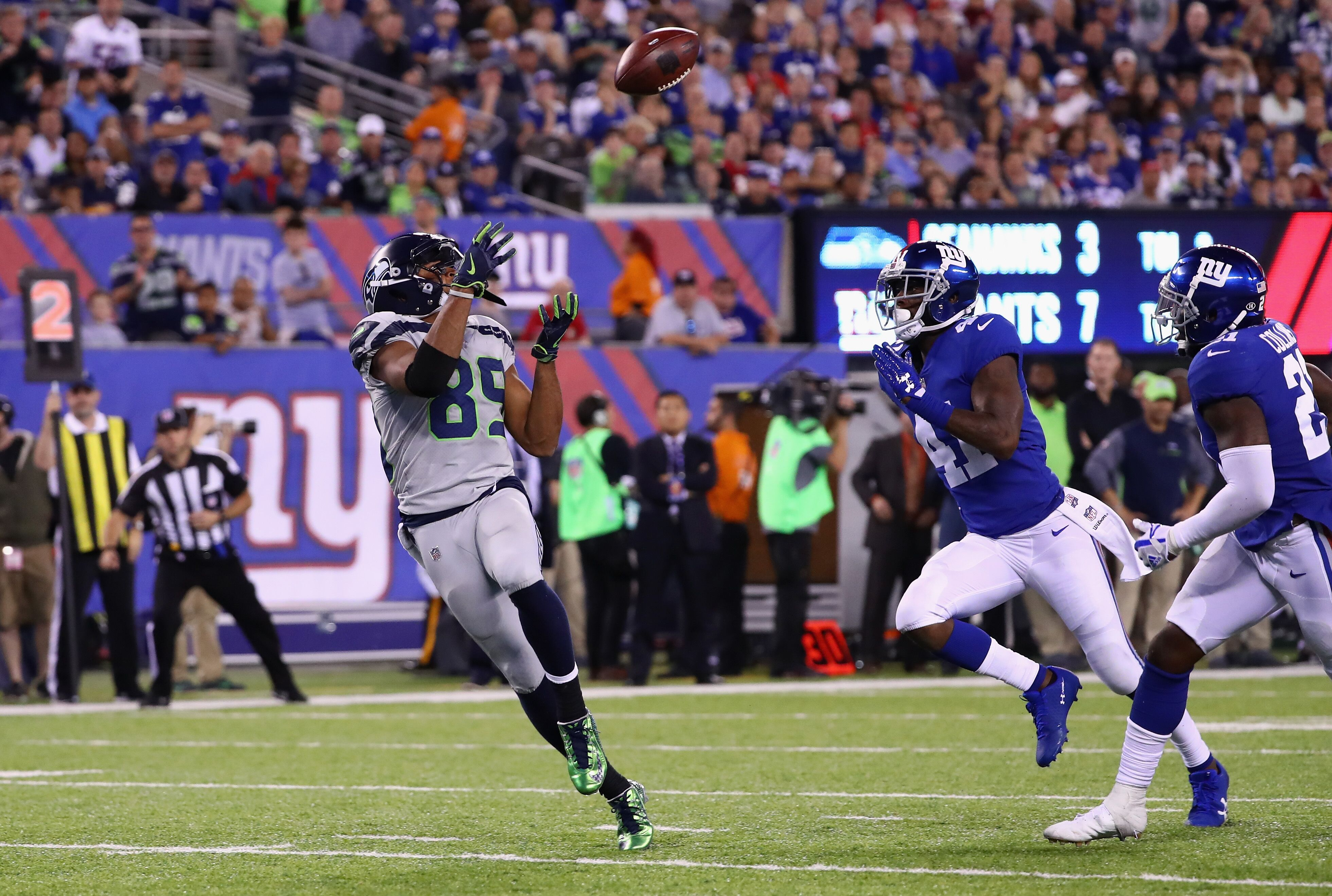 Seahawks news: Does Baldwin-Cable moment mean Seattle has ...