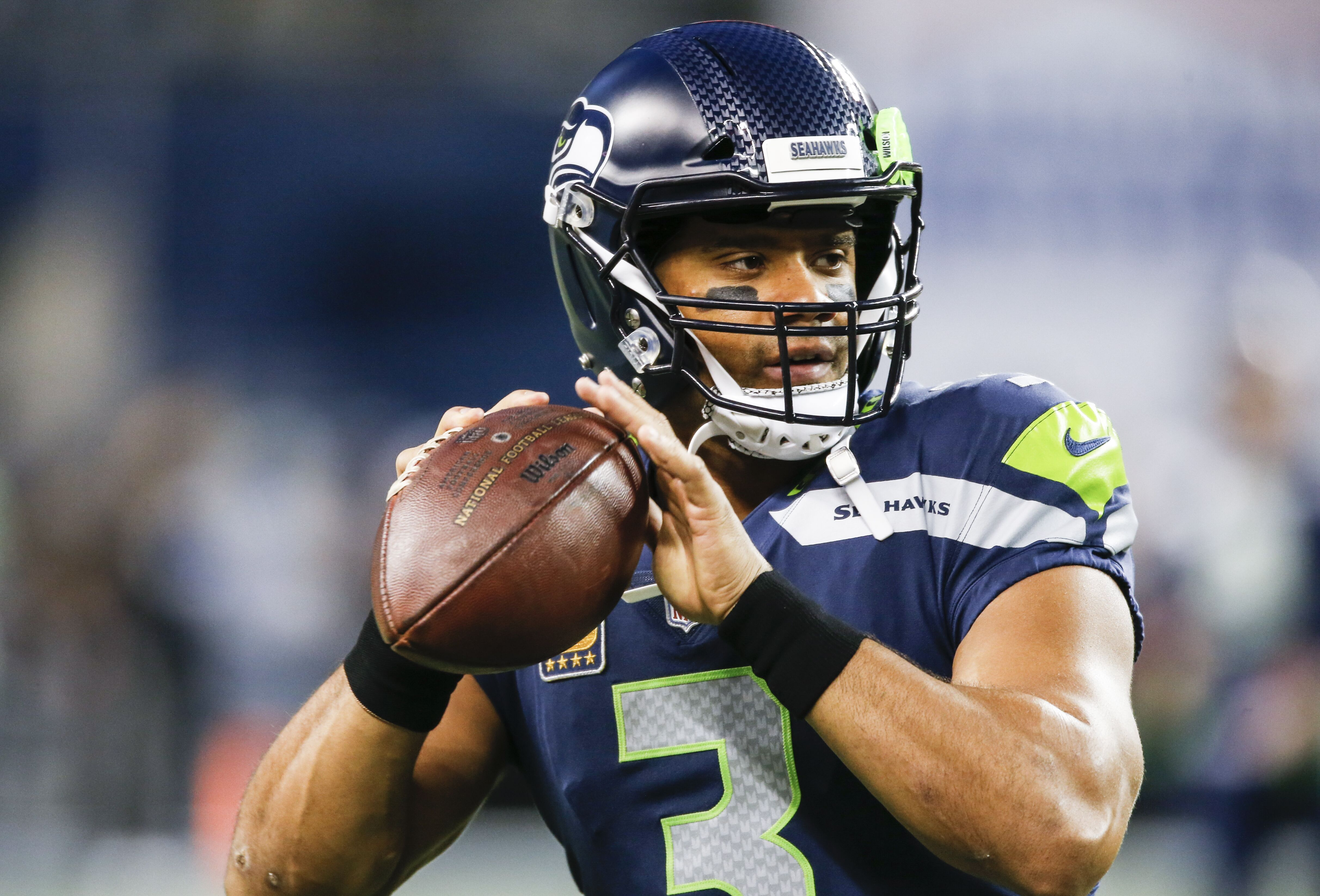 Seahawks: Seahawks Mount Rushmore: 2018 Version, Russell Wilson And