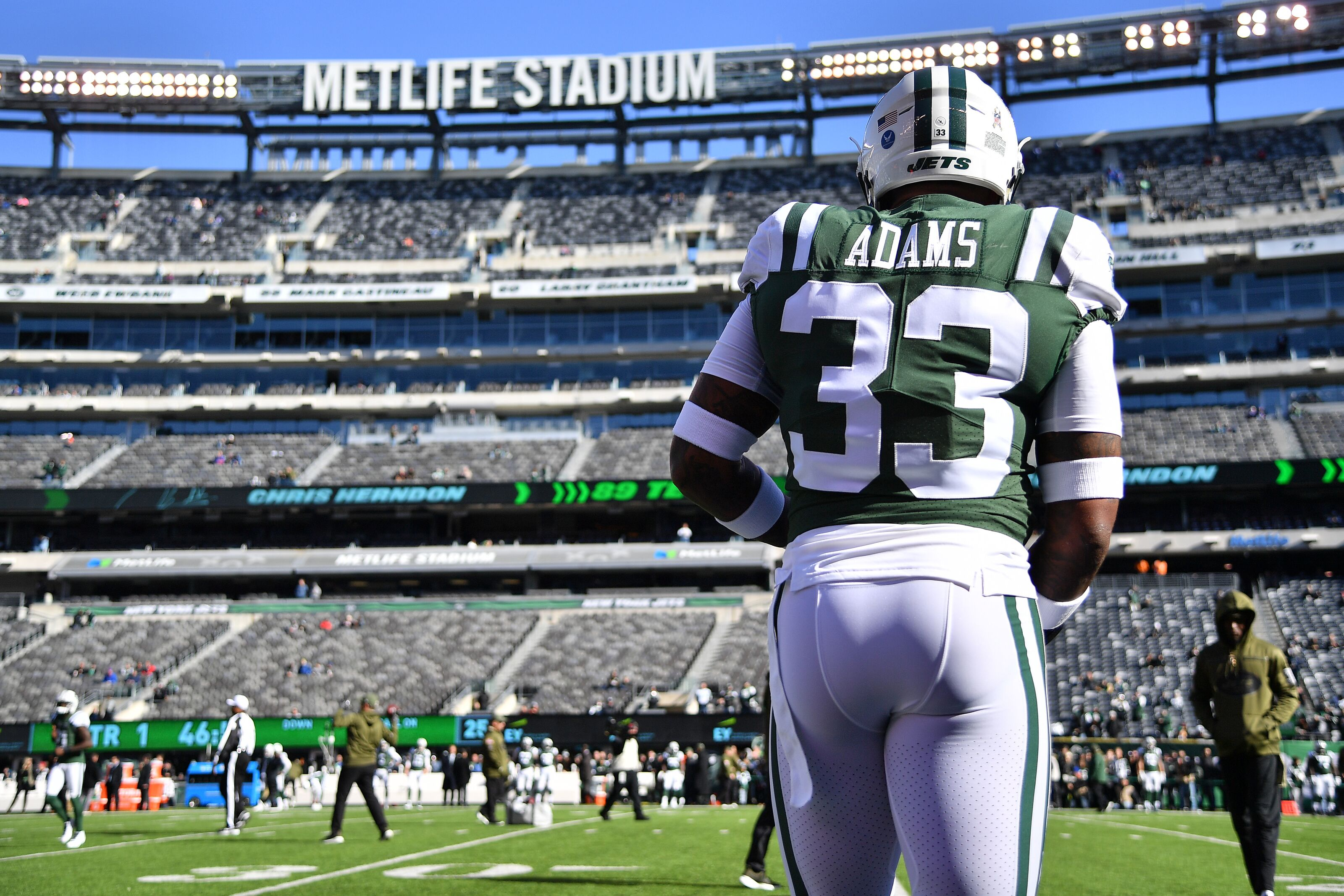 Seahawks should look to trade for Jets S Jamal Adams
