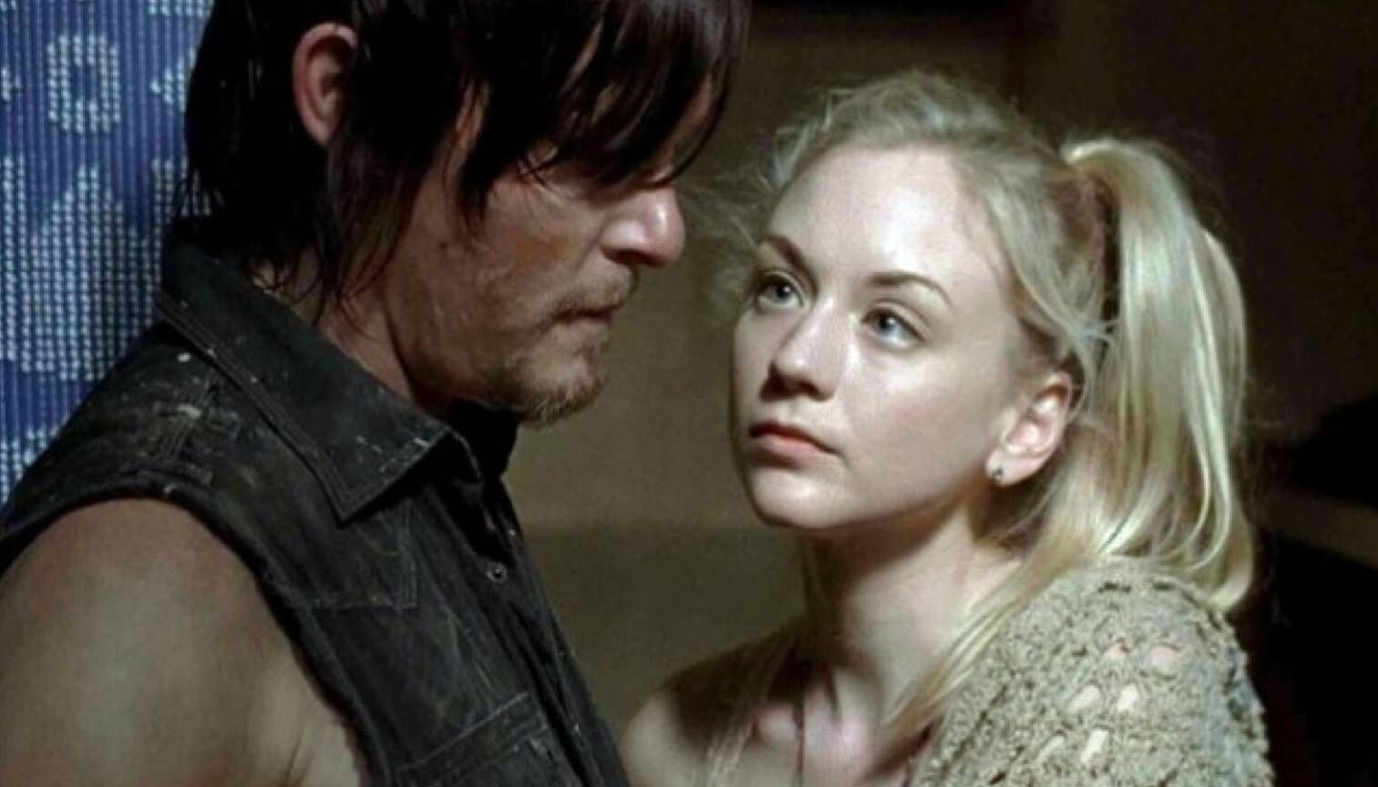 walking dead daryl and beth hook up