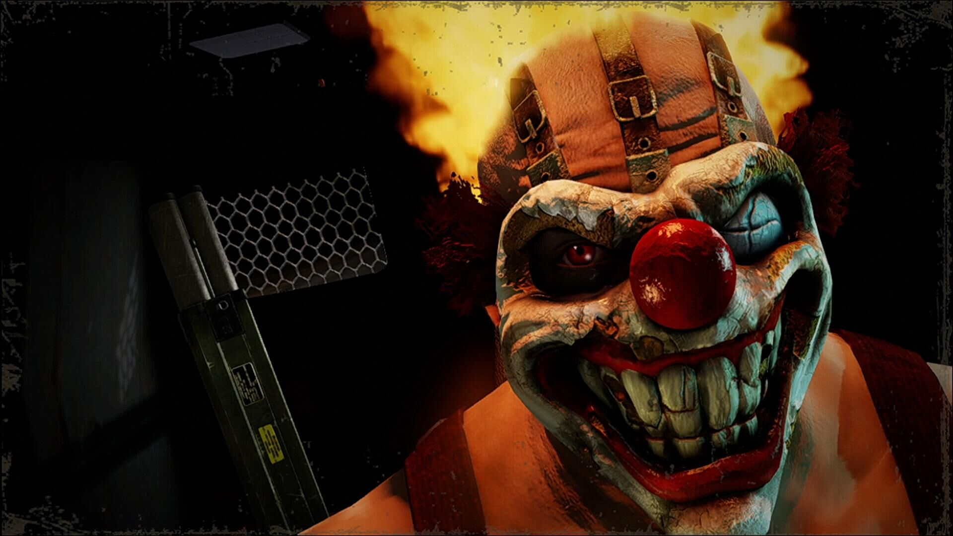 39 twisted metal 39 icon sweet tooth gets funko pop figure - Sweet tooth wallpaper twisted metal ...