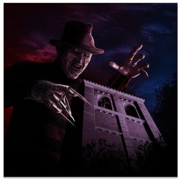 A Nightmare On Elm Street Series Ultimate Vinyl Box Set