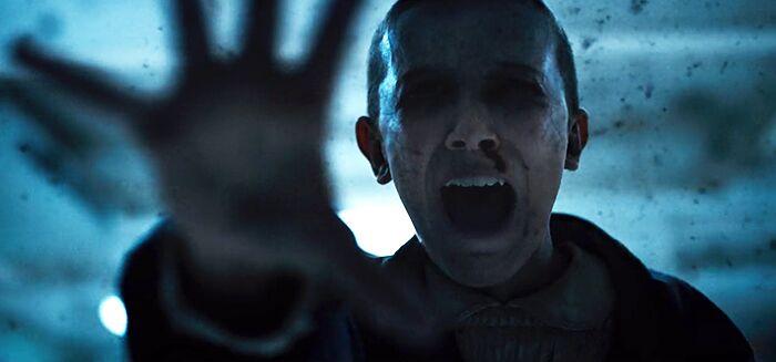 stranger things eleven was supposed to die in demogorgon battle