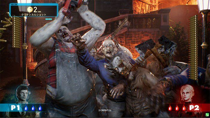 House of the Dead gets resurrected by Sega in new arcade game
