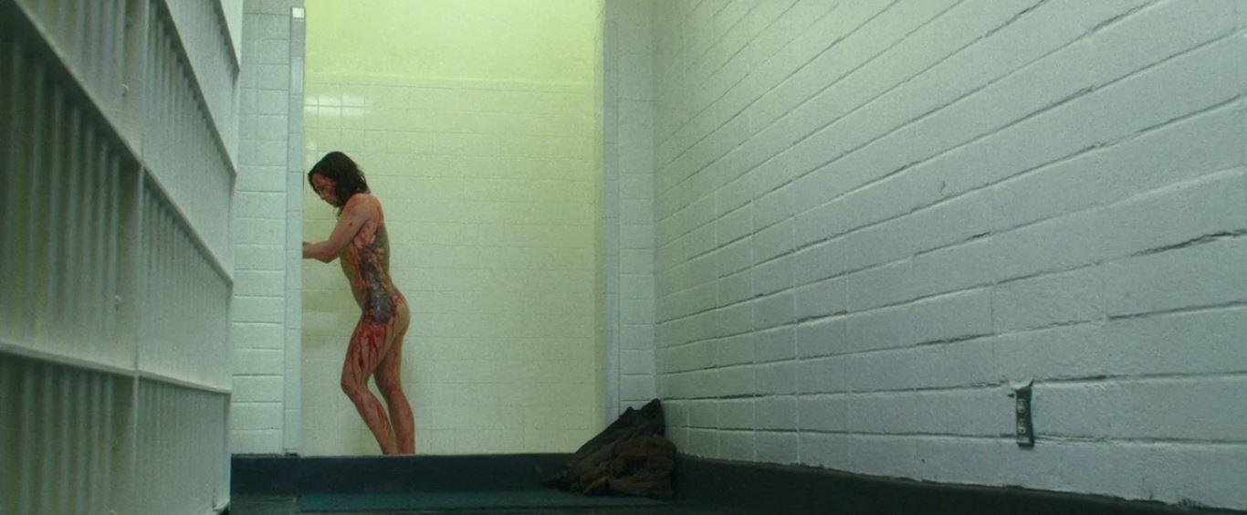 Halloween danielle harris reveals story behind incredible for Danielle harris tattoos