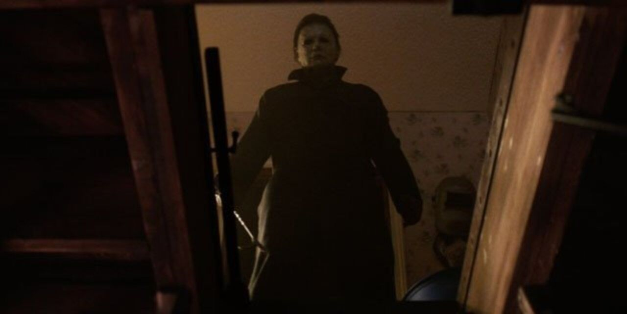 Halloween 2018 Alternate Ending.Halloween 2018 It S Laurie Vs Michael Myers In Alternate Foreign