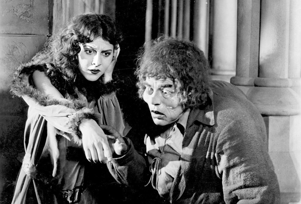 Lon Chaney's The Hunchback of Notre Dame rurns 95! A