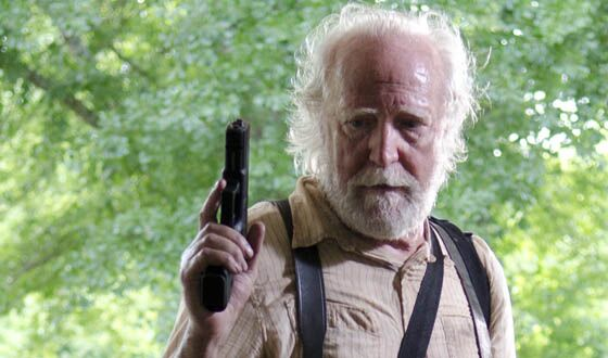 The Walking Dead: AMC series officially releases Scott Wilson tribute