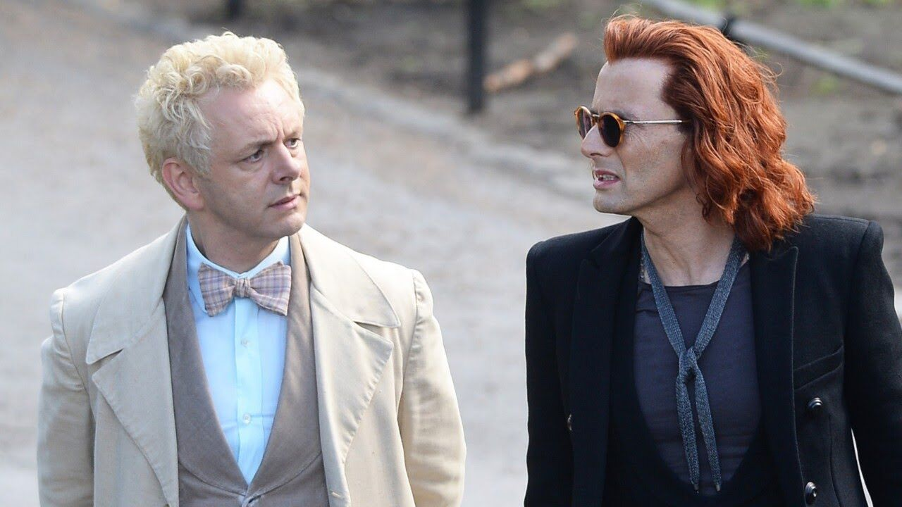 Image result for good omens 1280x720