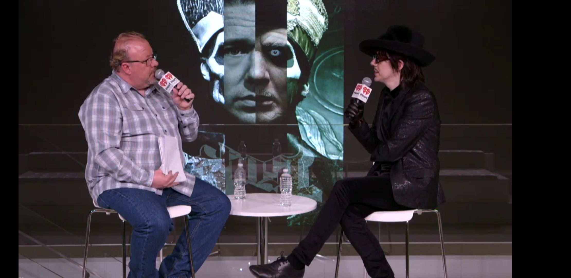 Tobias Forge: Ghost interview with iHeartRadio crashes and burns