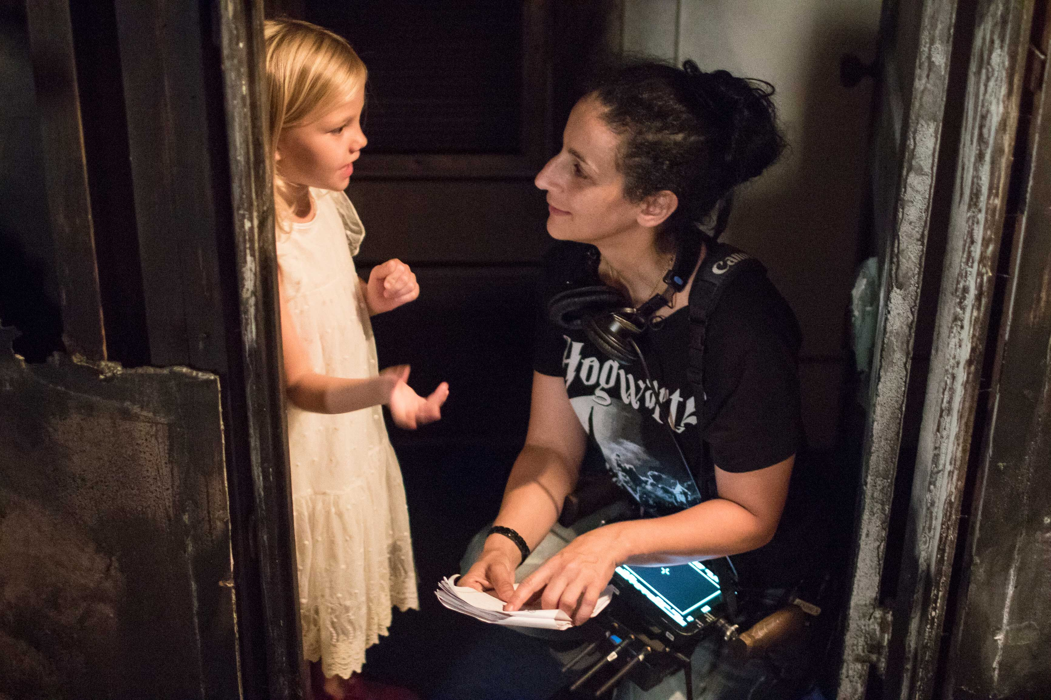 Between Worlds: An interview with powerhouse director — Maria Pulera