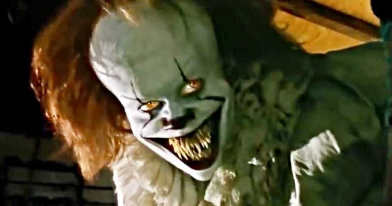 IT Chapter 2: James McAvoy was terrified of Bill Skarsgard's Pennywise