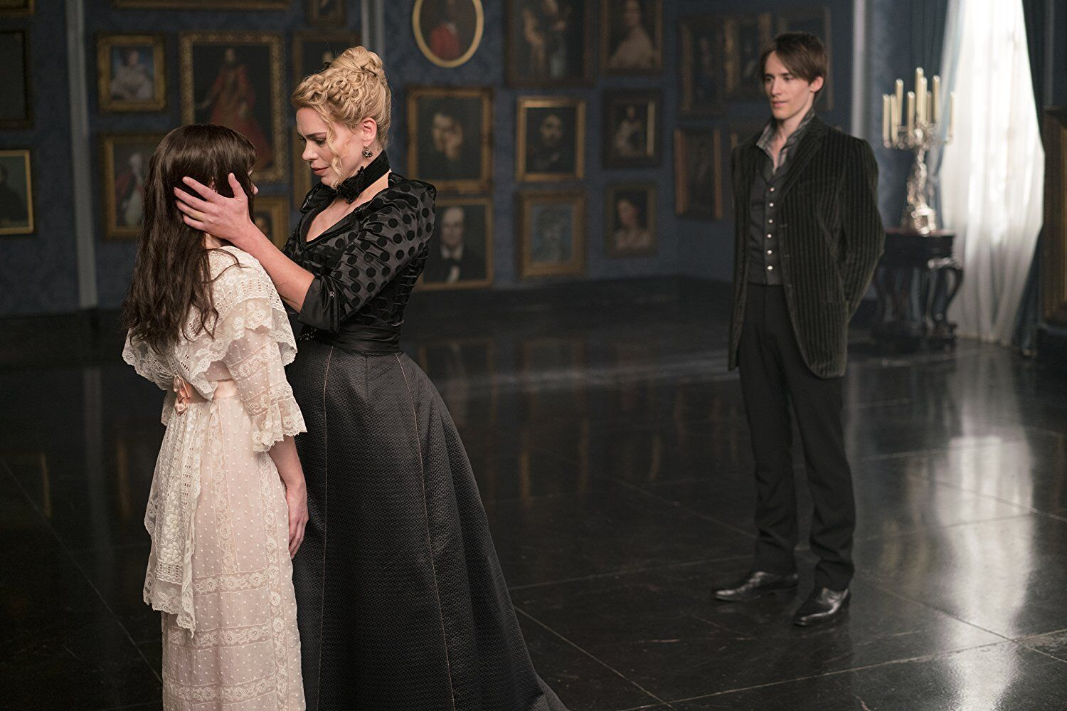 Will the original cast be returning for Penny Dreadful: City