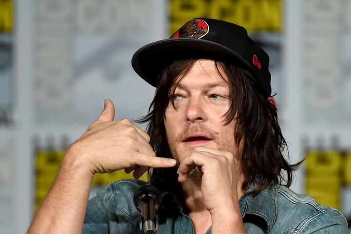 Norman Reedus tells the tale of a melancholy ghost on Oddity Files