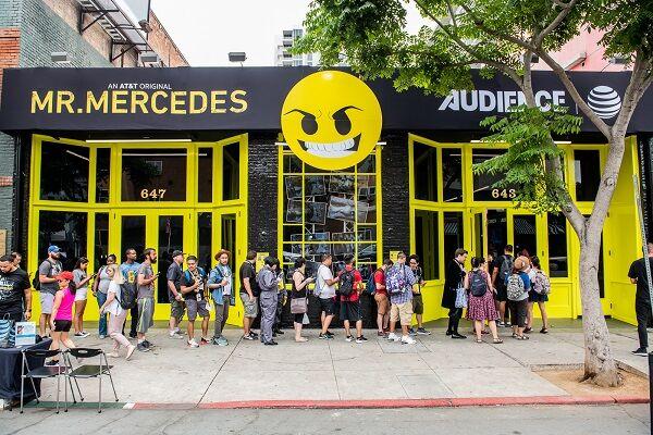 Mr. Mercedes: Amber Allen transports fans into virtual worlds
