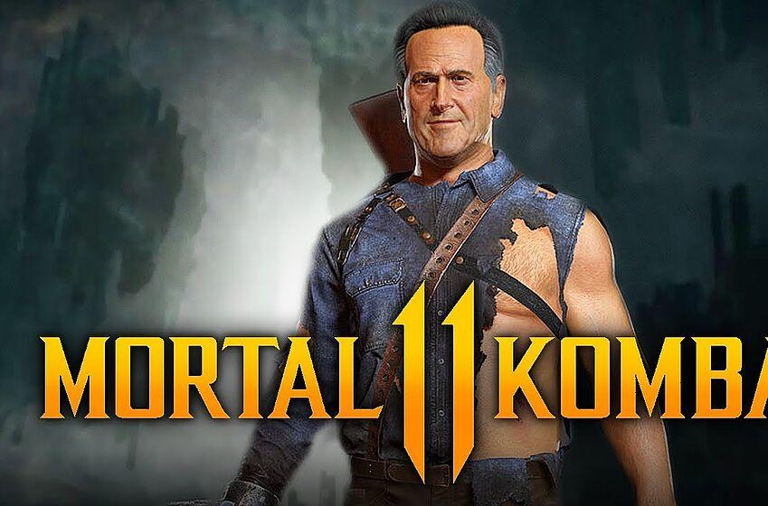 Bruce Campbell: Another Mortal Kombat 11 Ash Williams DLC leak