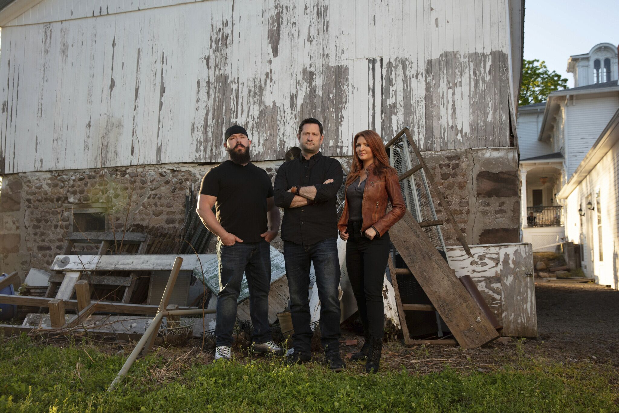 A & E conjures up Ghost Hunters and other paranormal series