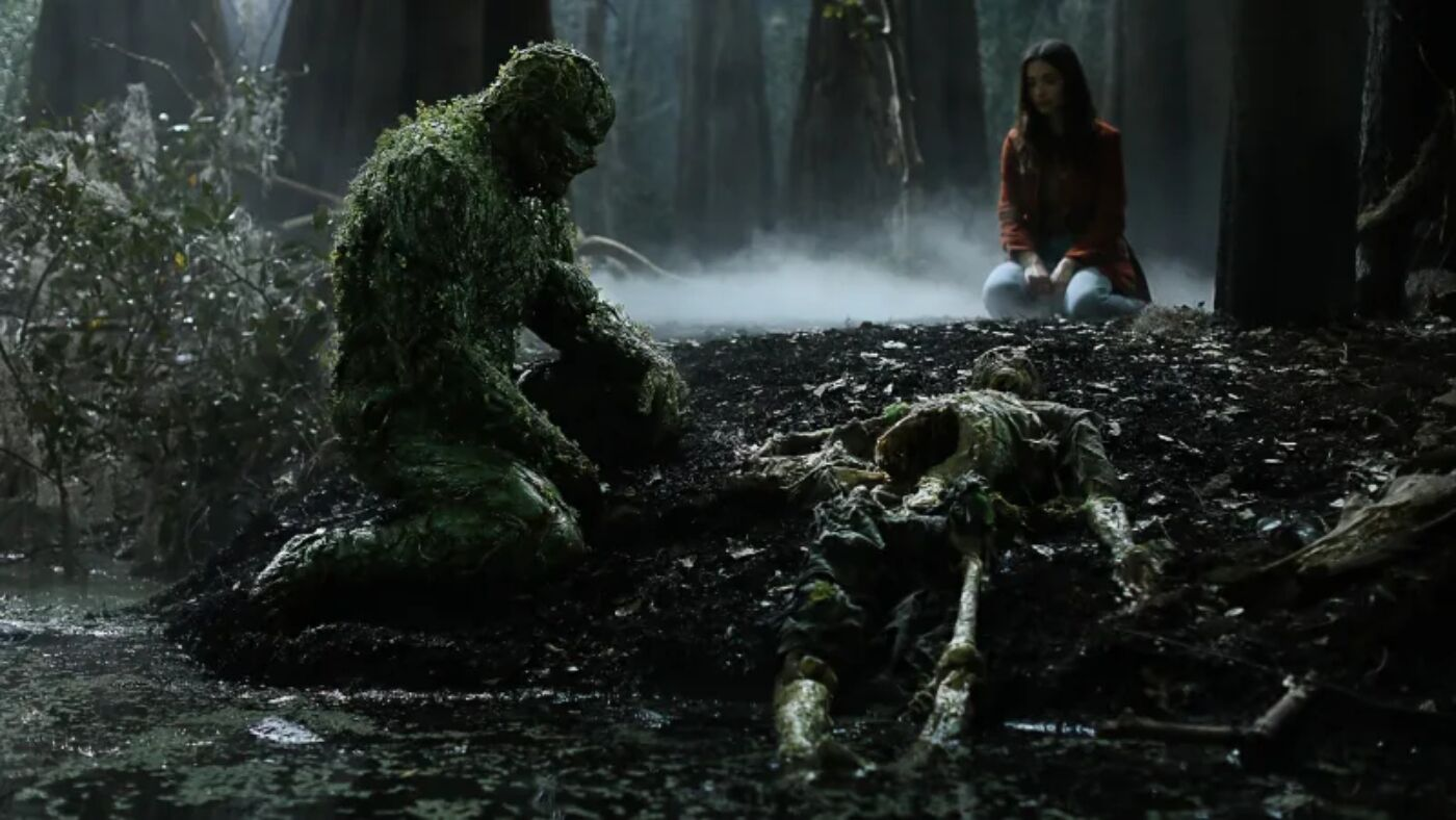 Swamp Thing coming to DVD and Blu-ray in February 2020