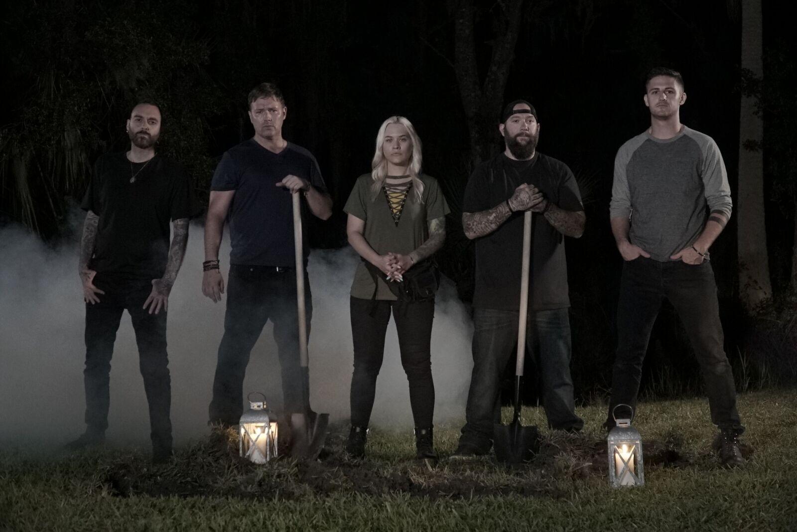 Travel Channel: New series Ghost Loop breaks cycles of scary hauntings