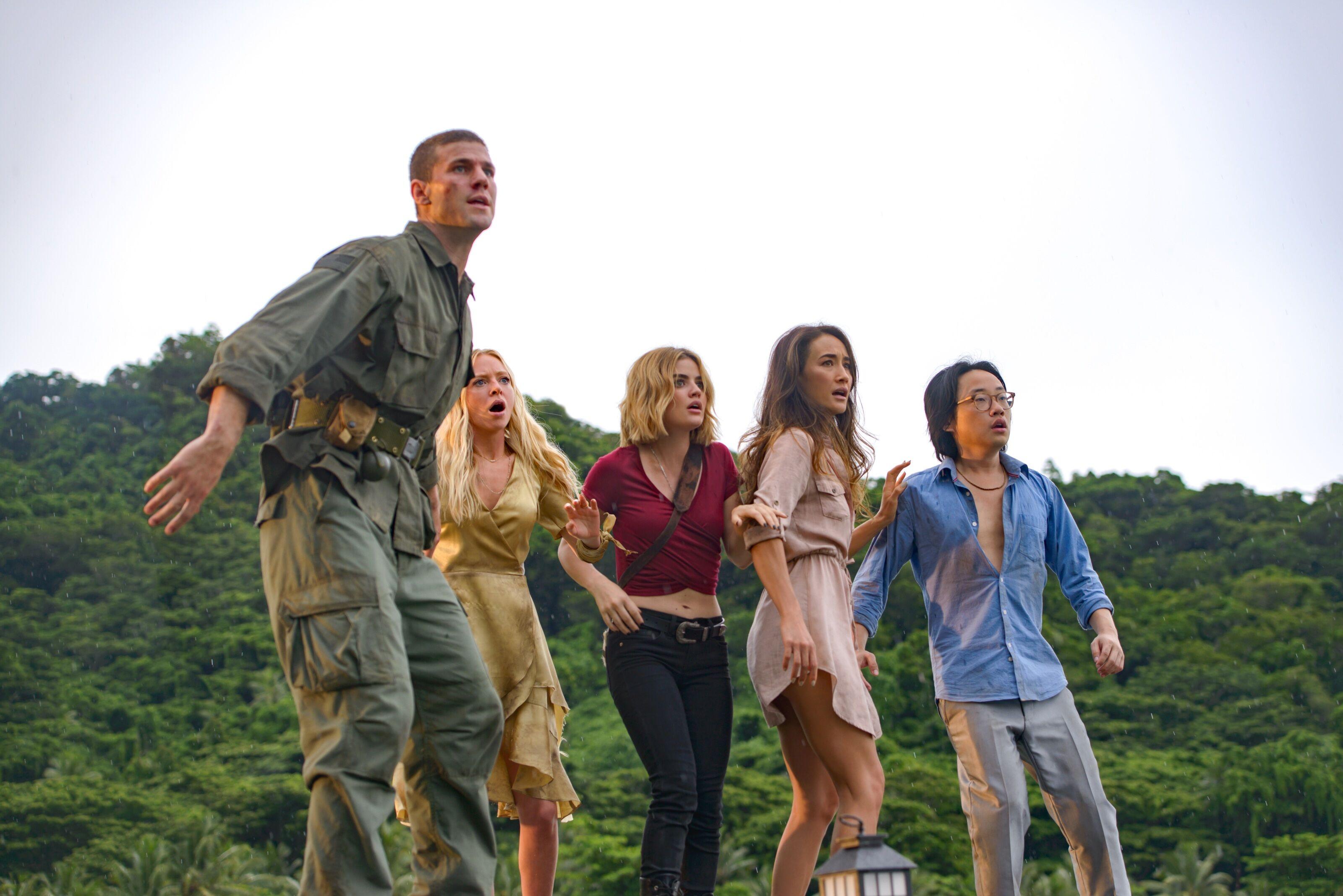 Fantasy Island feels like the longest two hour movie ever