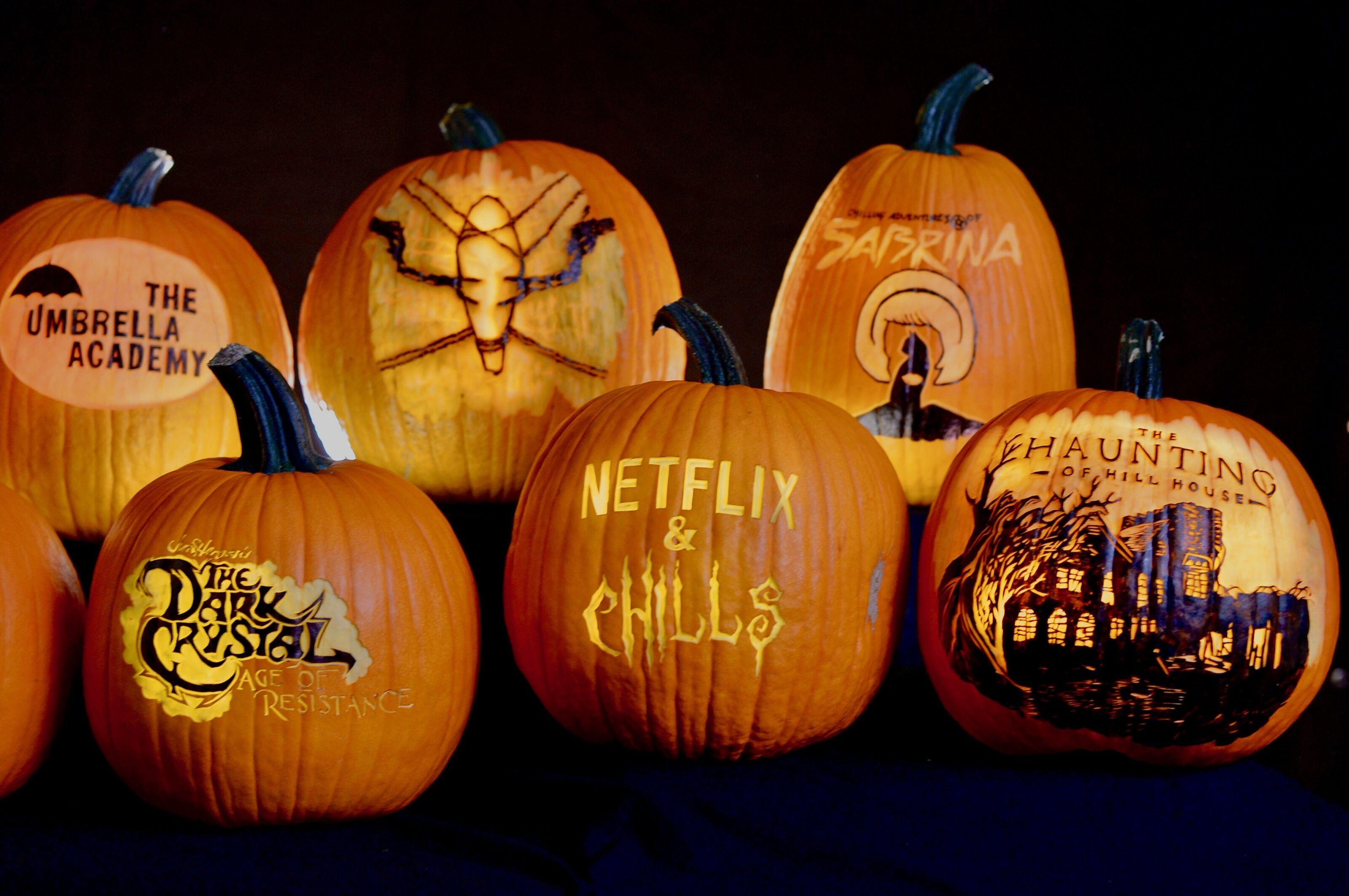 Netflix & Chills is a pre-Halloween treat