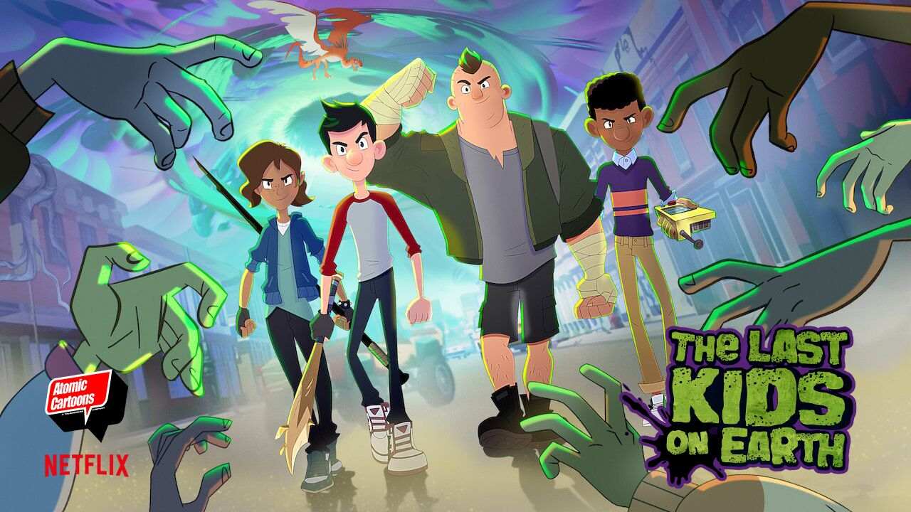 The Last Kids on Earth: Surviving the apocalypse in a new video game